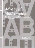 Saxon Advanced Math - Tests Only