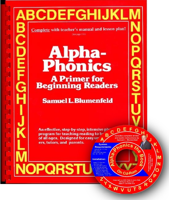 Alpha-Phonics with CD-ROM