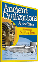 Ancient Civilizations & Bible Activity Book