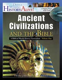 Ancient Civilizations & the Bible Teacher's Guide