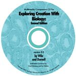 Exploring Creation with Biology (2nd) Companion CD