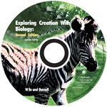 Exploring Creation with Biology (2nd) Complete Course CD