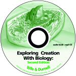 Exploring Creation with Biology (2nd) MP3 Audiobook