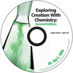 Exploring Creation with Chemistry, 2nd ed. MP3 Audiobook