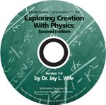 Exploring Creation with Physics (2nd) Companion CD