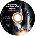 Exploring Creation with Physics, 2nd ed. Complete Course CD