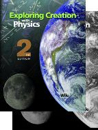 Exploring Creation with Physics, 2nd ed. Homeschool Set