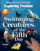Exploring Creation with Zoology 2: Swimming Creatures of the Fif