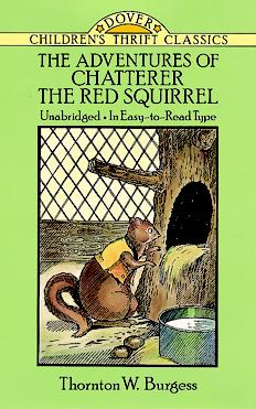 Adventures of Chatterer the Red Squirrel
