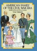 Civil War Era Paper Dolls (price includes US S&H)