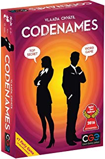 Code Names (price includes US S&H)