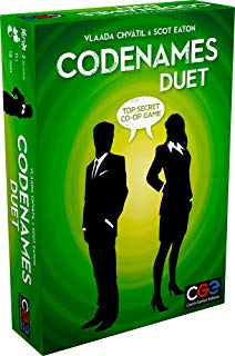 Code Names Duet (price includes US S&H)