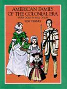 Colonial Era Paper Dolls (price includes US S&H)
