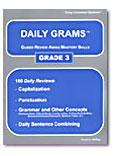 Daily Grams 3 - Student Workbook