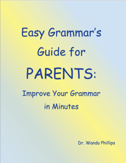 Easy Grammar's Guide for Parents