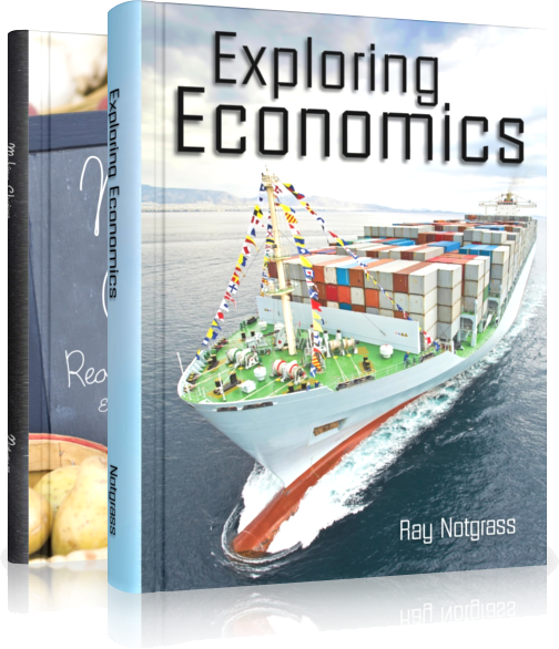 Exploring Economics Set