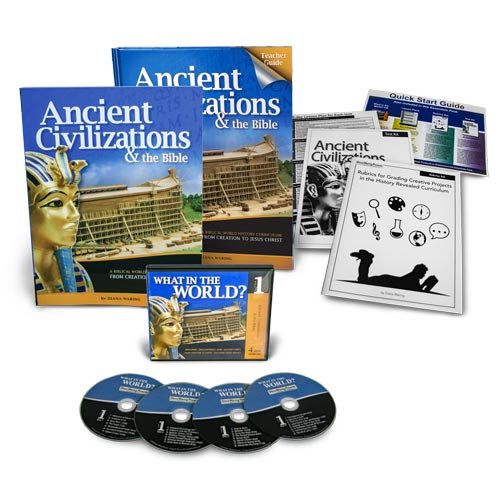 Ancient Civilizations & the Bible - Essentials Pack