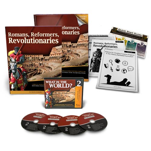 Romans, Reformers, Revolutionaries Essentials Pack