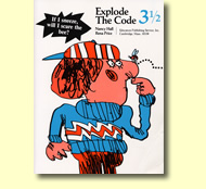 Explode the Code 3 1/2, 2nd ed