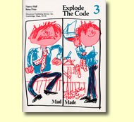 Explode the Code 3, 2nd ed
