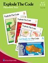 Explode the Code Teacher's Guide for Books A, B, C, 2nd ed