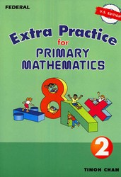 Extra Practice for Primary Mathematics 2