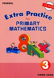 Extra Practice for Primary Mathematics 3