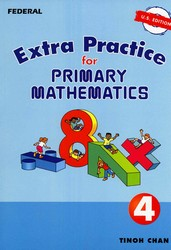 Extra Practice for Primary Mathematics 4