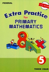 Extra Practice for Primary Mathematics 5