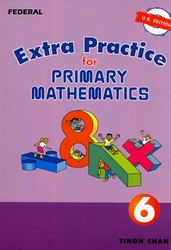 Extra Practice for Primary Mathematics 6