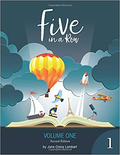 Five in a Row - Volume 1, 2nd ed.