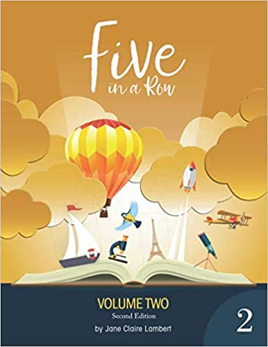 Five in a Row - Volume 2, 2nd ed.