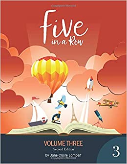 Five in a Row - Volume 3, 2nd ed.