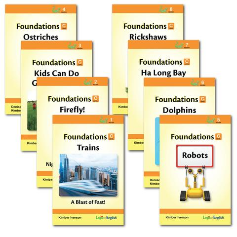 Foundations - Level C Readers