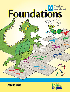 Foundations - Level A Workbook - Cursive