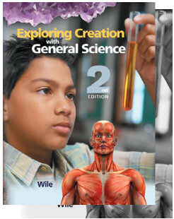 Exploring Creation with General Science (2nd) Homeschool Set