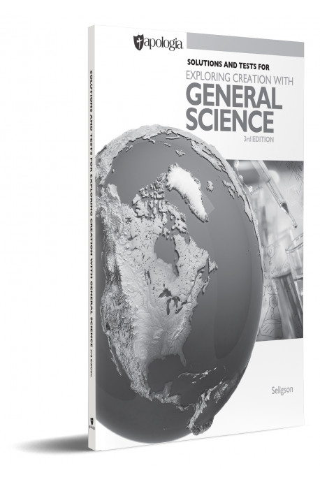 Exploring Creation with General Science (3rd) Solutions Manual
