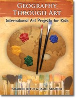 Geography Through Art: International Art Projects for Kids