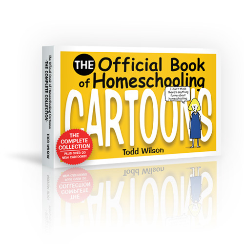 Official Book of Homeschooling Cartoons