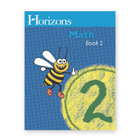 Horizons 2nd Grade Math Book 1