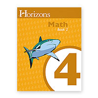 Horizons 4th Grade Math Book 2