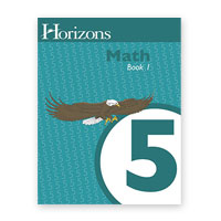 Horizons 5th Grade Math Book 1
