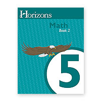 Horizons 5th Grade Math Book 2