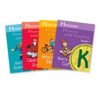 Horizons Phonics Reader 4 Book Set