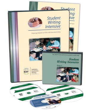 IEW - Student Writing Intensive Level A with DVD