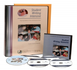 IEW - Student Writing Intensive Level B with DVD