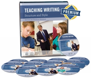 IEW - Teaching Writing and Structure Course