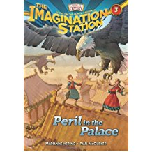 Peril in the Palace (Imagination Station #3)