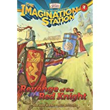 Revenge of the Red Knight (Imagination Station #4)