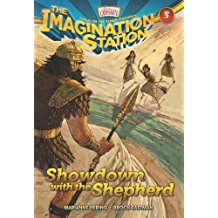 Showdown with the Shepherd (Imagination Station #5)